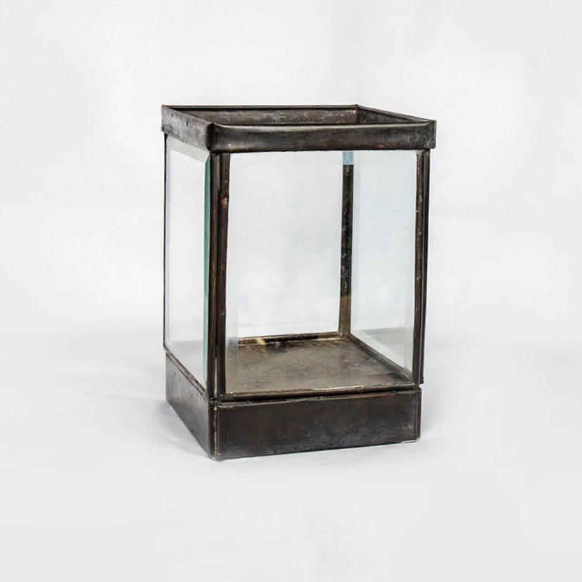 Brass Candle Lantern Maggie Meduim
