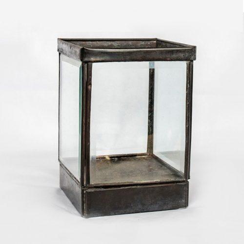 Brass Candle Lantern MaggieLarge