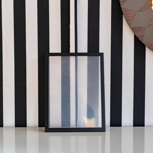 Frame Black Paulownia Small