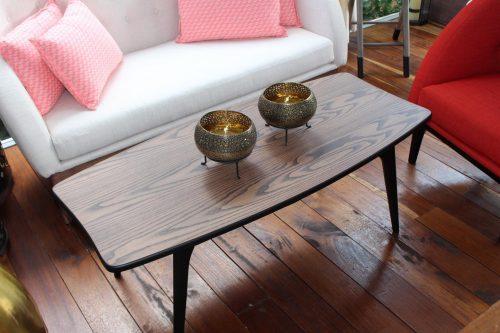 Checker coffee table