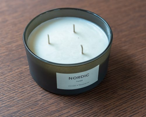 Nordic Forest scented Candle