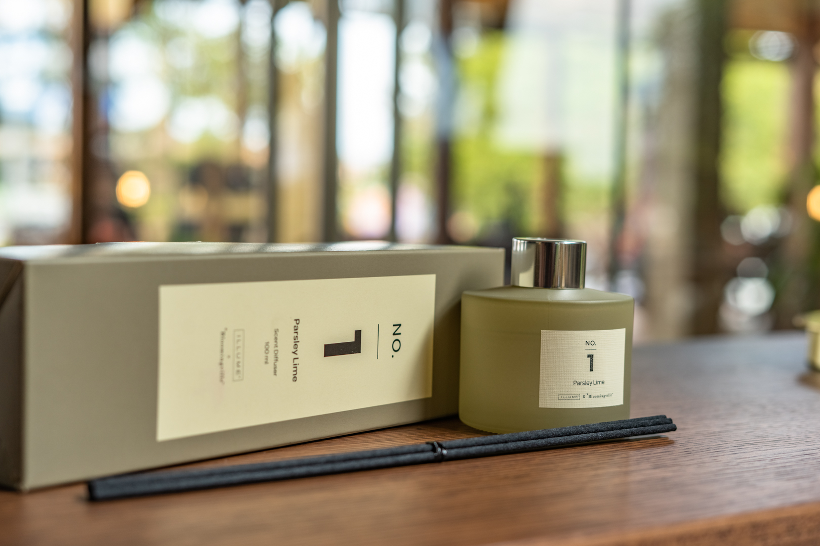 NO.1 Diffuser Parsley lime Scent