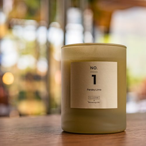 NO.1 Parsley lime Scented Candle