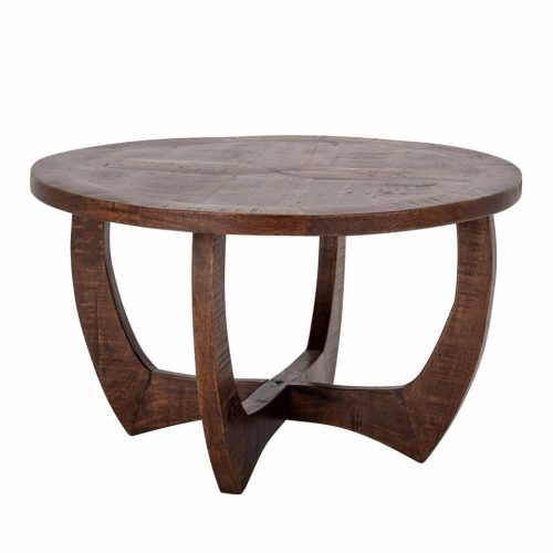 Jassy Coffee Table, Brown, Mango