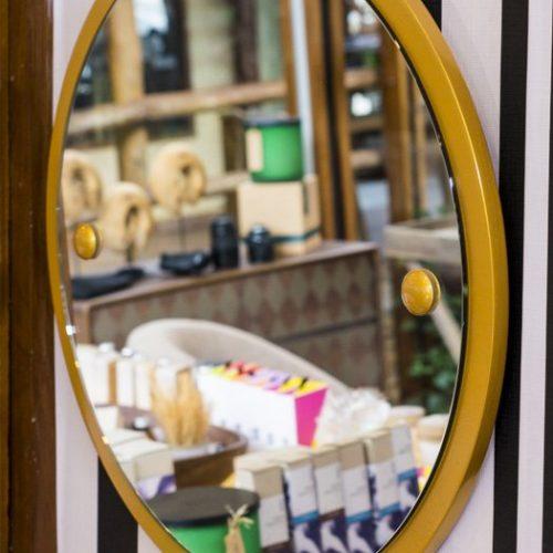 panda mirror