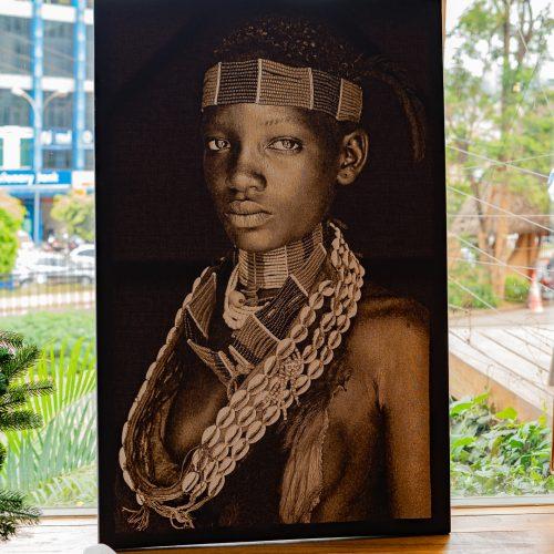 Hamar Lady Ethiopia