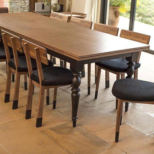 Order a custom dining set