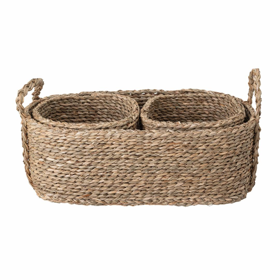 Lincia Basket, Nature, Seagrass